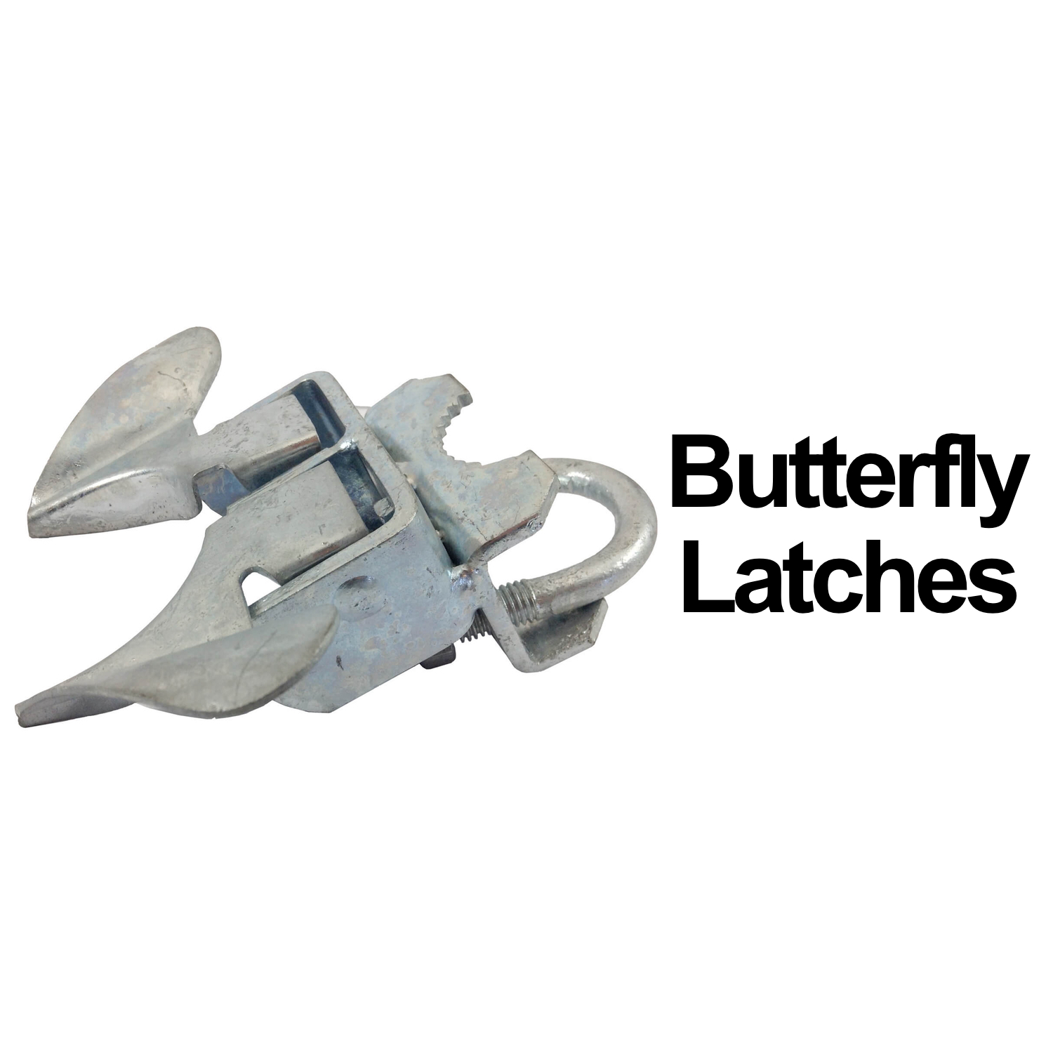 Chain Link Butterfly Latch