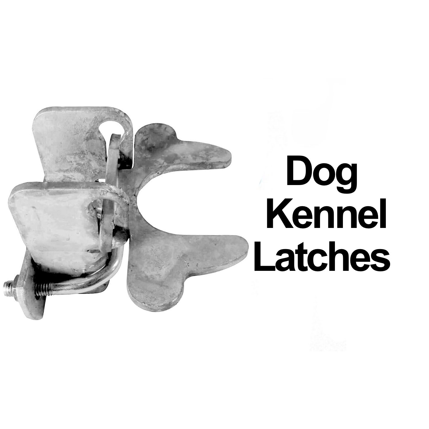 Chain Link Kennel Gate Latches