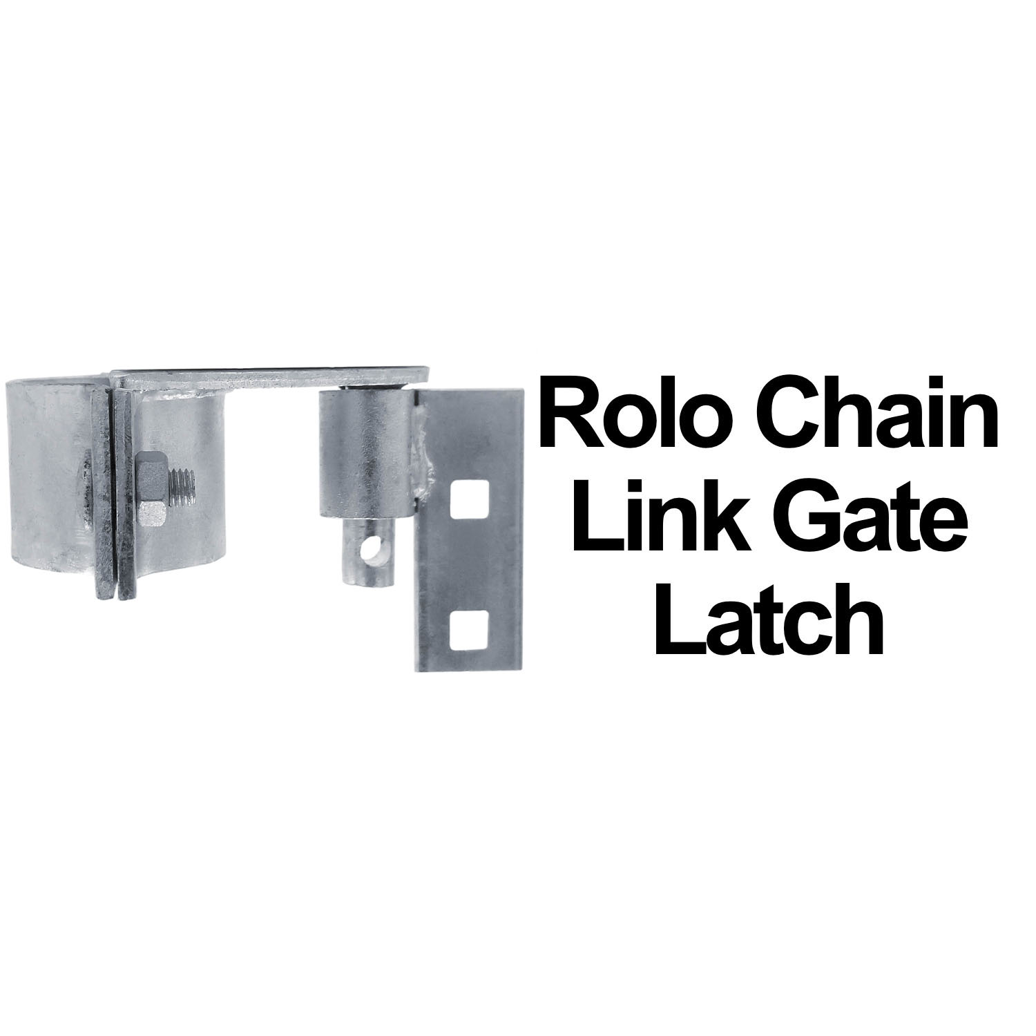 ROLO Chain Link Gate Latch