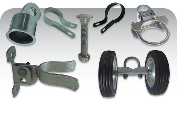 chain link fence products, chain link gate hardware
