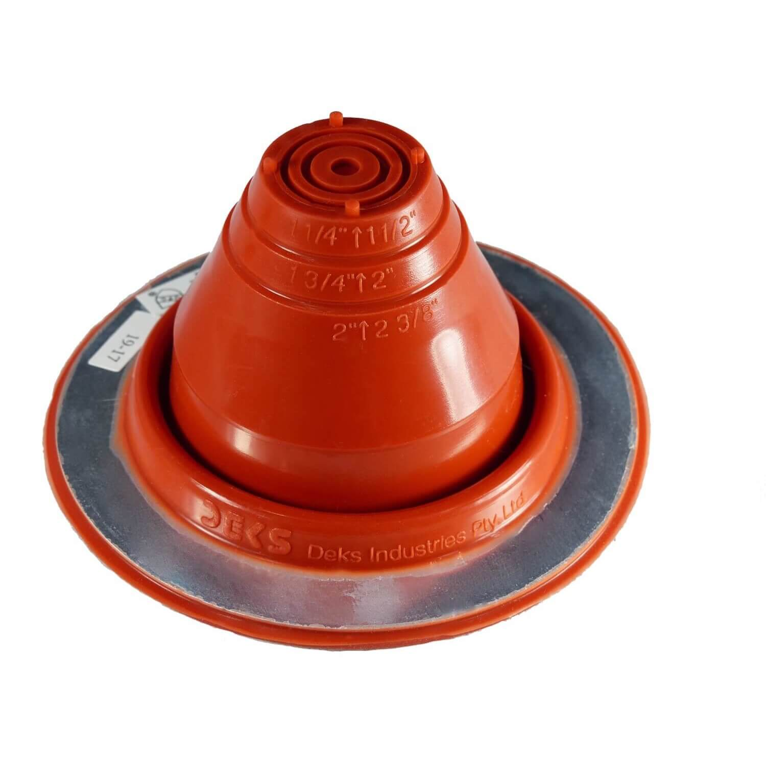 1 1 4 Quot 2 1 2 Quot Red Round High Temp Silicone Flexible