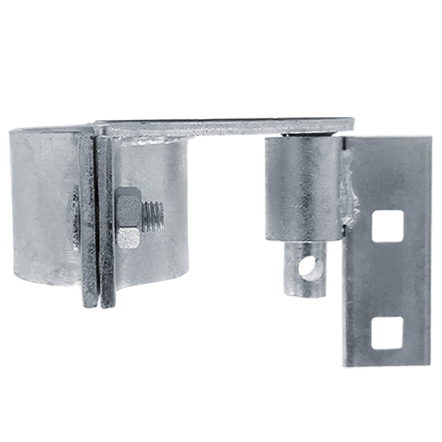"""for 1-5//8/"""" Track Pipe Wall Mount WALL MOUNT ROLLING//SLIDING GATE TRACK BRACKET"""