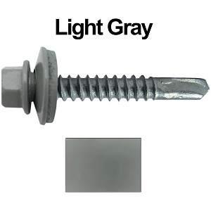"12x1-1/2"" Metal to Metal Type 3 (LIGHT GRAY)"