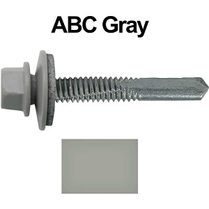 "12X1-1/2"" Metal to Metal Type #5 (ABC GRAY)"