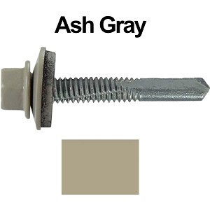 "12X1-1/2"" Metal to Metal Type 5 (ASH GRAY)"