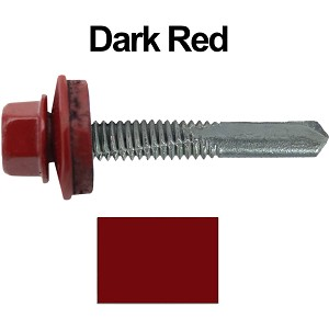 "12X1-1/2"" Metal to Metal Type 5 (DARK RED)"