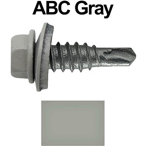 "14 x 7/8"" Stitch Tek Metal To Metal Type #1 (ABC GRAY)"