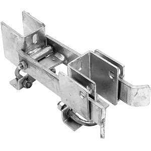 Strong Arm DOUBLE Gate Latch (RESIDENTIAL)