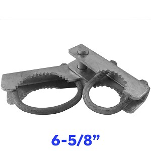 "6-5/8"" x 1-5/8"" or 1-7/8"" 180 Degree Hinge"