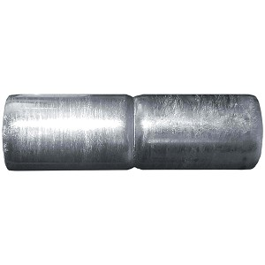 "1-3/8"" x 6"" Galvanized Top RAIL SLEEVE"